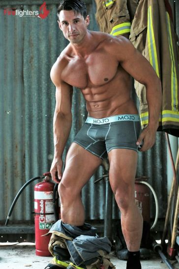 2018 Australian Firefighters Calendar-22