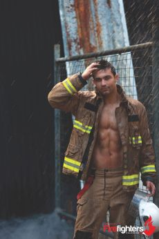 2018 Australian Firefighters Calendar-3