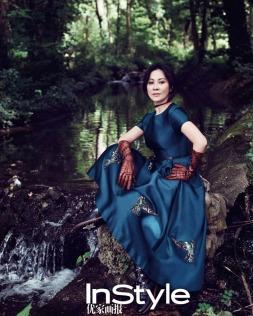 Carina Lau InStyle China November 2017-4
