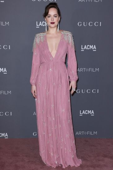 LACMA: Art and Film Gala, Arrivals, Los Angeles, USA - 04 Nov 2017