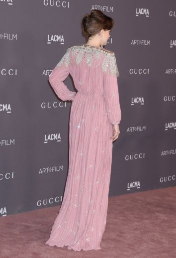 Dakota Johnson in Gucci Spring 2018-4