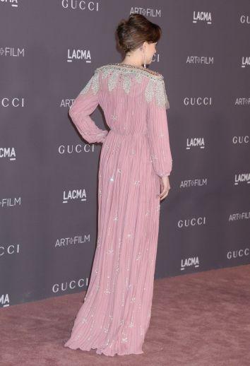 Dakota Johnson in Gucci Spring 2018-4