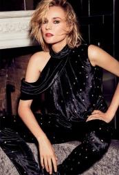 Diane Kruger DuJour Magazine Fall 2017-4