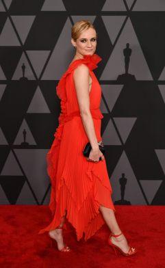Diane Kruger in Givenchy Spring 2018-2