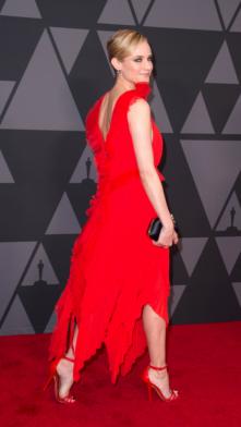 Diane Kruger in Givenchy Spring 2018-3