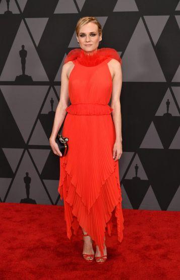 Diane Kruger in Givenchy Spring 2018