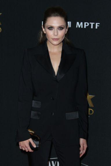 Elizabeth Olsen in Dolce & Gabbana-1