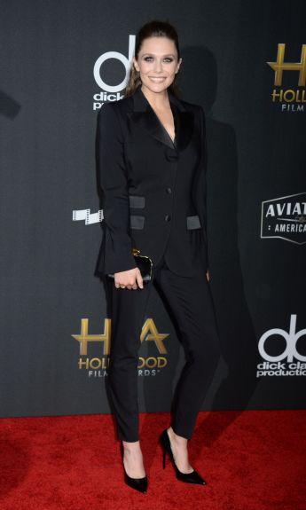 Elizabeth Olsen in Dolce & Gabbana-2