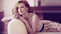 Jessica Chastain Town&Country December 2017 January 2018-1