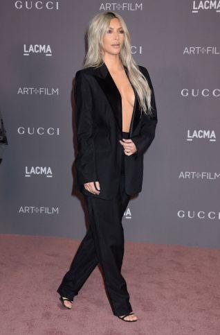 Kim Kardashian in Gucci-2
