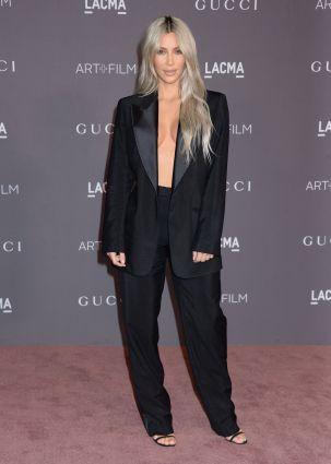 Kim Kardashian in Gucci