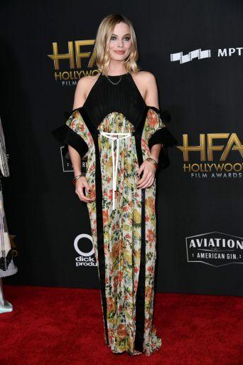 Margot Robbie in Louis Vuitton Spring 2018-2