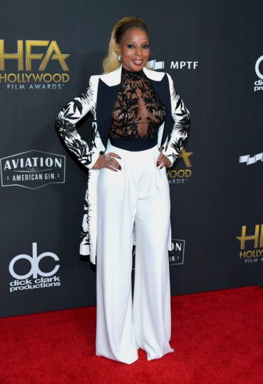Mary J. Blige in Zuhair Murad Fall 2017 Couture-2