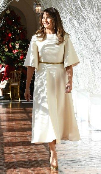 Melania Trump in Dior-2