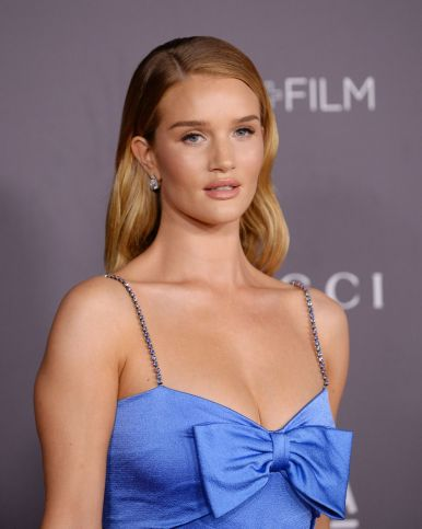Rosie Huntington-Whiteley in Gucci Resort 2018-2
