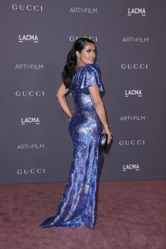 Salma Hayek in Gucci-1