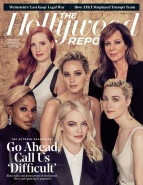 The Hollywood Reporter November 2017 Cover