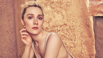 The Hollywood Reporter November 2017-Saoirse Ronan