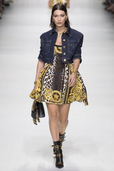 Versace Spring 2018 Look 14