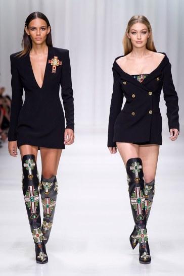 Versace Spring 2018 Look 64