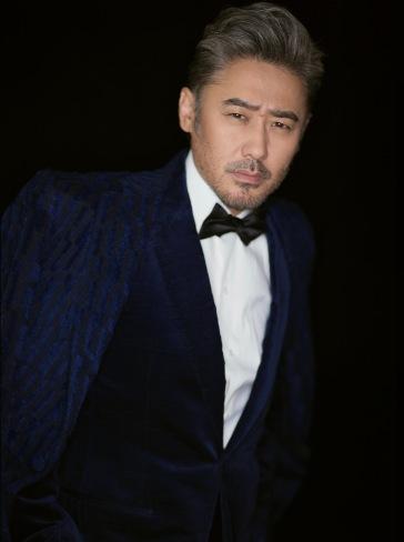 Wu Xiu Bo in Ermenegildo Zegna-3