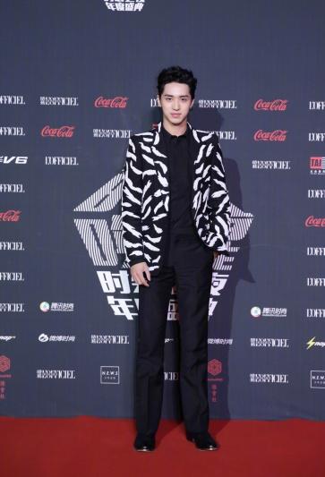 Xu Wei Zhou in Givenchy Spring 2018-2
