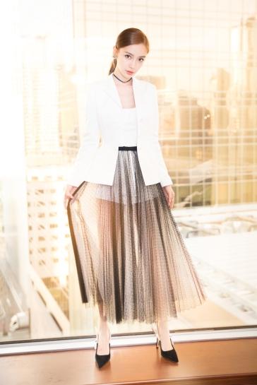 Angelababy in Dior Spring 2018-1