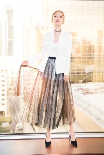 Angelababy in Dior Spring 2018-3