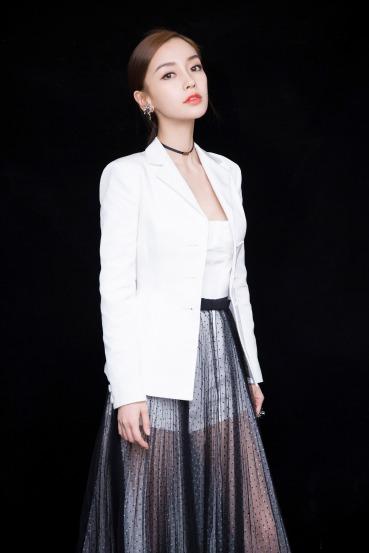 Angelababy in Dior Spring 2018-5