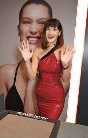 Bella Hadid in Ralph Lauren-1