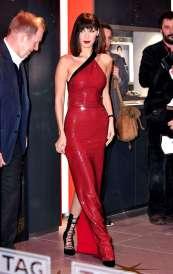 Bella Hadid in Ralph Lauren-2