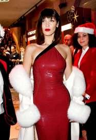 Bella Hadid in Ralph Lauren-3
