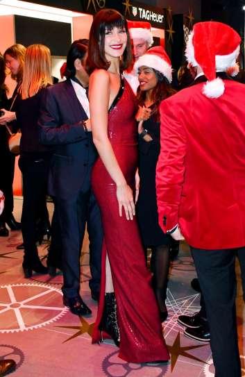 Bella Hadid in Ralph Lauren-5