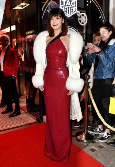 Bella Hadid in Ralph Lauren-6