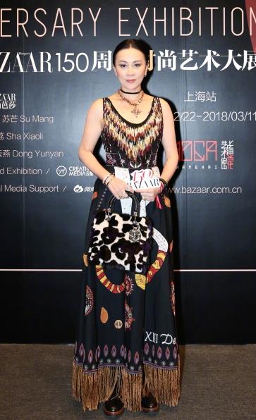 Carina Lau in Dior Resort 2018-2