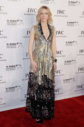 Cate Blanchett in Louis Vuitton Resort 2018-2