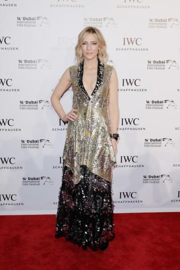 Cate Blanchett in Louis Vuitton Resort 2018
