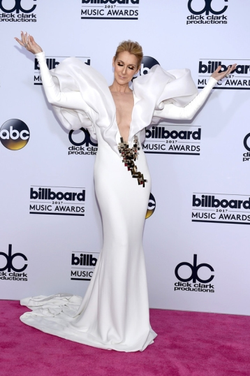 Celine Dion in Stephane Rolland Couture