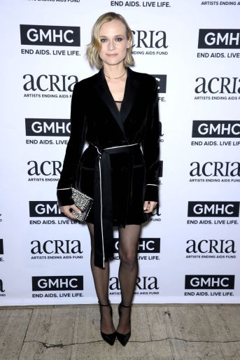 Diane Kruger in GREY Jason Wu