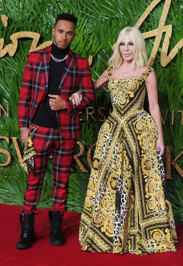 The British Fashion Awards 2017