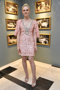 Miu Miu dinner, Fall Winter 2017, Haute Couture Fashion Week, Paris, France - 02 Jul 2017