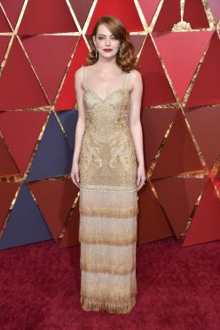 Emma Stone in Givenchy Couture-1
