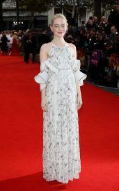 Emma Stone in Louis Vuitton Spring 2018