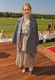 Emma Stone in Stella McCartney