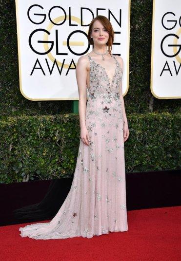 Emma Stone in Valentino Couture