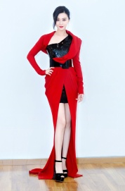 Fan BingBing in Jean Paul Gaultier