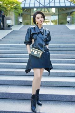 Fan Bingbing in Louis Vuitton Fall 2017