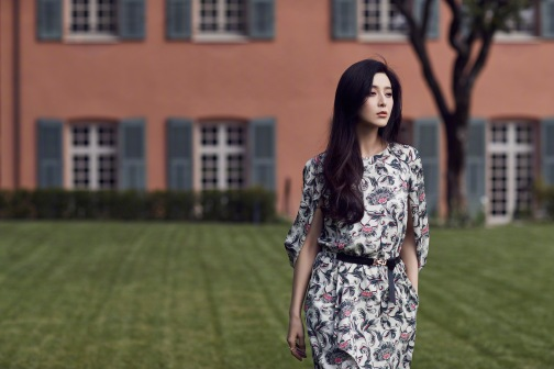 Fan Bingbing in Louis Vuitton Resort 2018-3