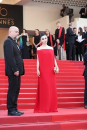 Fan Bingbing in Valentino Spring 2017 Couture