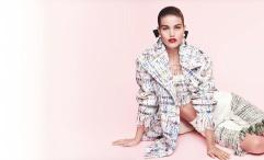 Grace Elizabeth & Luna Bijl for Chanel Resort 2018 Campaign-1